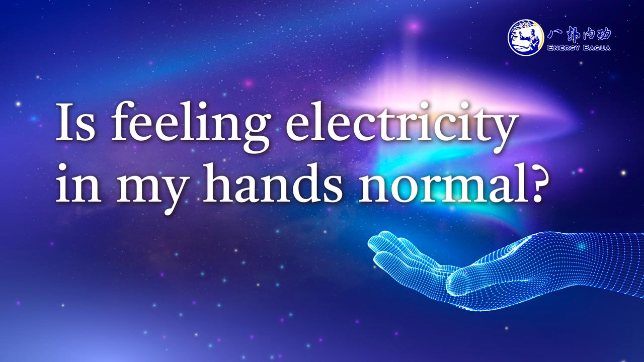 Is feeling electricity in my hands normal